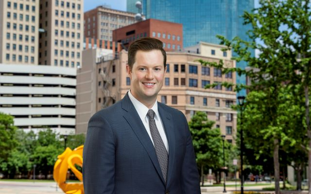 Thomas Campbell Attorney Male Outdoors